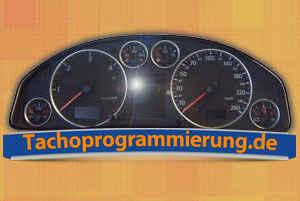 Tacho reparieren beim Audi A2