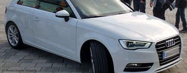 Tachoreparatur Audi A3