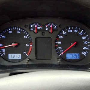 Audi A3 Tachoreparatur