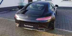 Tacho justieren Mercedes
