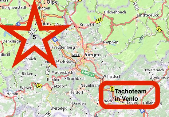 Tacho zurücksetzen Siegen