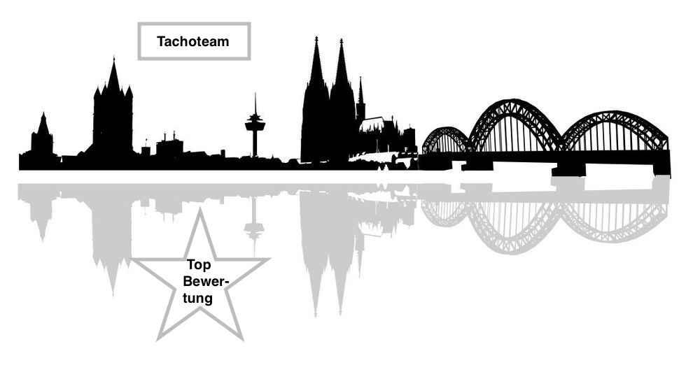 tacho justieren Köln