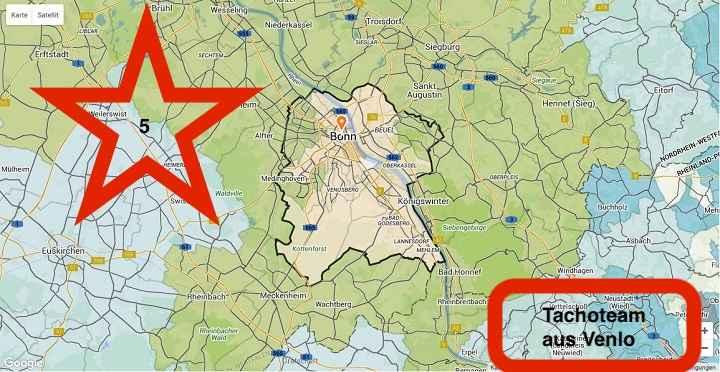Tacho justieren Bonn