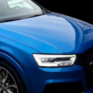 Audi Abbiegelicht
