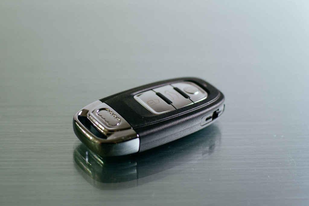 Neuer Audi-Schlüssel