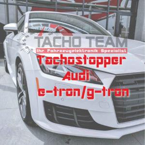 Tachofilter Audi etron gtron