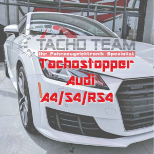 Tachofilter Audi A4 / S4 / RS4
