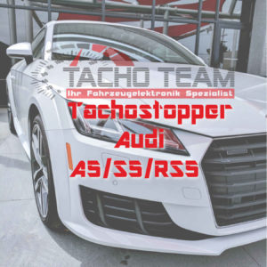 Tachofilter Audi A5 / S5 / RS5