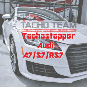 Tachofilter Audi A7 S7 RS7