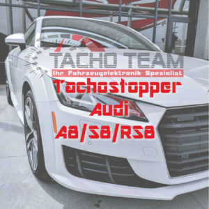 Tachofilter Audi A8 S8 RS8