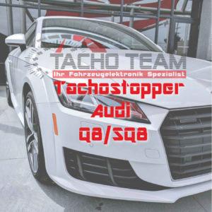 Tachofilter Audi Q8 SQ8