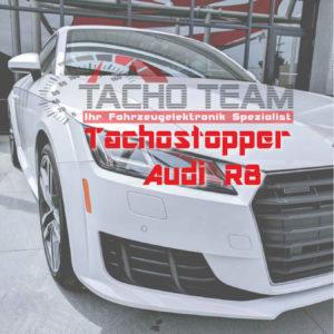 Tachofilter Audi R8