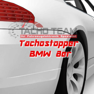 Tachofilter BMW 8er