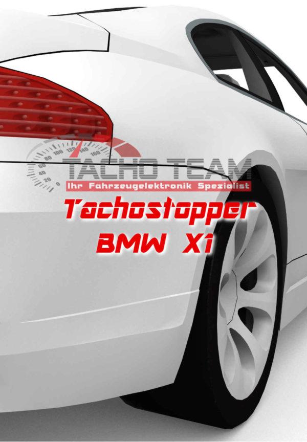 Tachofilter BMW X1