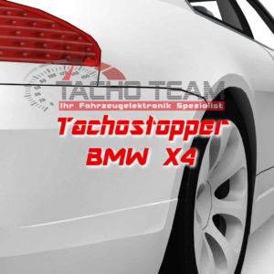 Tachofilter BMW X4