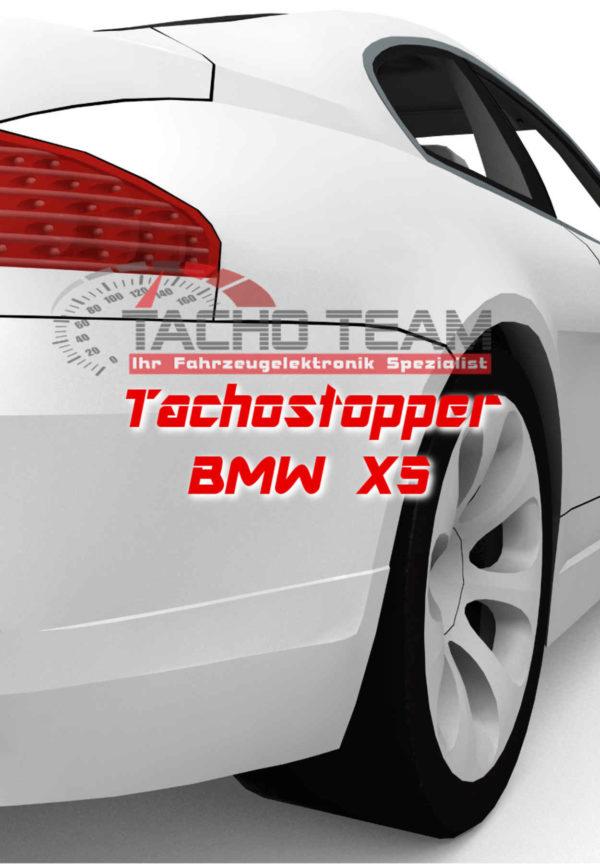 Tachofilter BMW X5