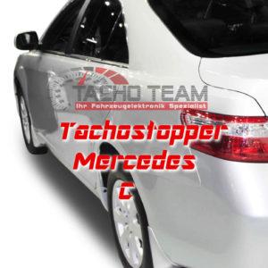 Tachofilter Mercedes C-Klasse