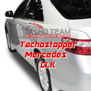 Tachofilter Mercedes CLK-Klasse