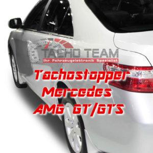 Tachofilter Mercedes GT / GTS AMG