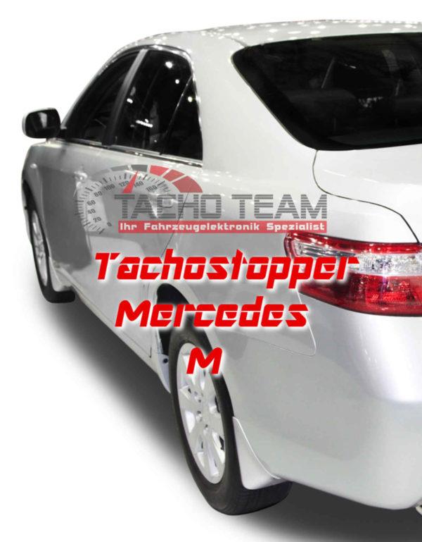 Tachofilter Mercedes M-Klasse