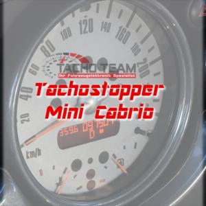 Tachofilter Mini Cabrio