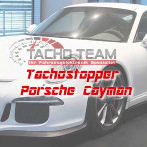 Tachofilter Porsche Cayenne