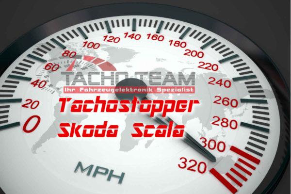 Tachofilter Skoda Scala