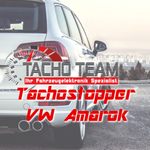 Tachofilter VW Amarok