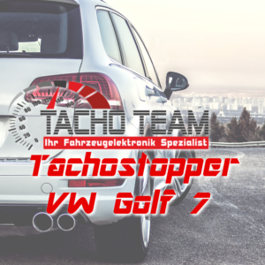Tachofilter VW Golf 7
