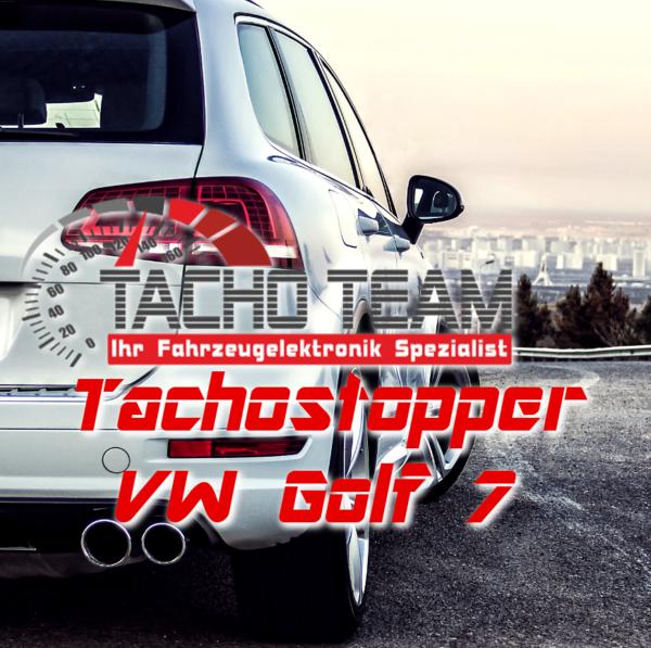 Tachofilter VW Golf 7