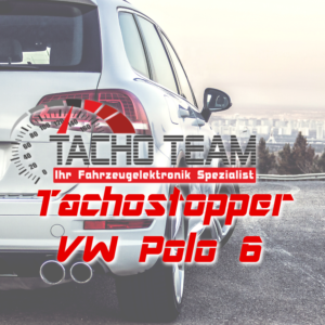 Tachofilter VW Polo 6