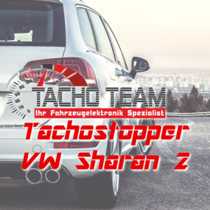 Tachofilter VW Sharan
