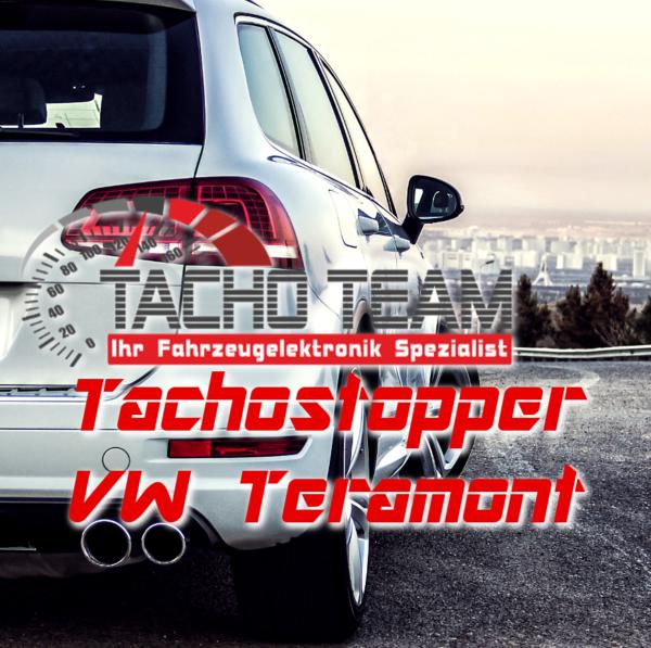 Tachofilter VW Teramont