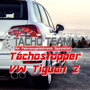 Tachofilter VW Tiguan 2