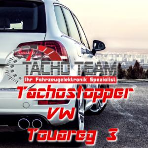 Tachofilter VW Touareg 3