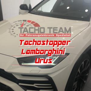 Tachofilter Lamborghini Urus