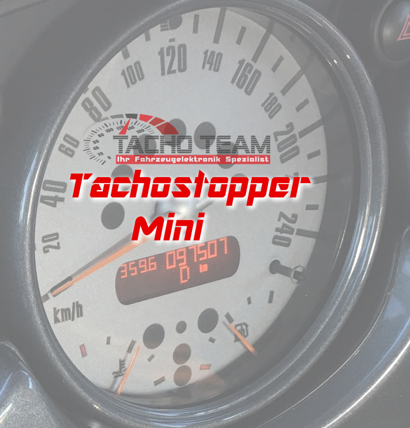 Tachofilter Mini