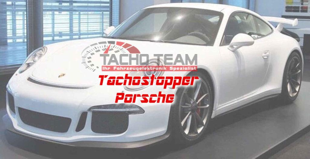 Tachofilter Porsche