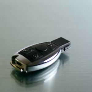 Mercedes Schlüssel anlernen / reparieren