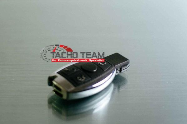 Mercedes Schlüssel anlernen