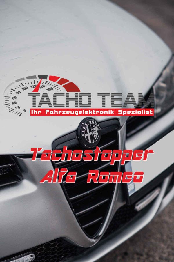 Tachofilter Alfa Romeo