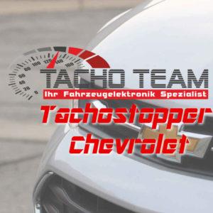 Tachofilter Chevrolet