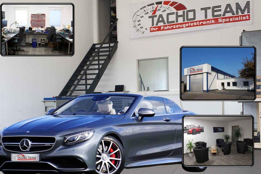 Tachoeinstellung Mercedes
