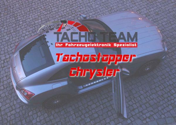 Tachofilter Chrysler